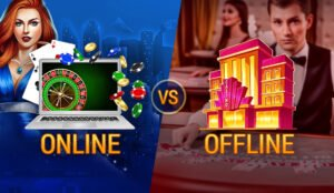 выбор казино онлайн