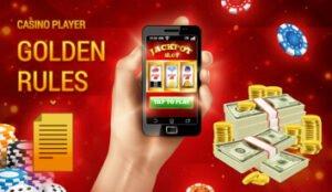 правила в онлайн казино